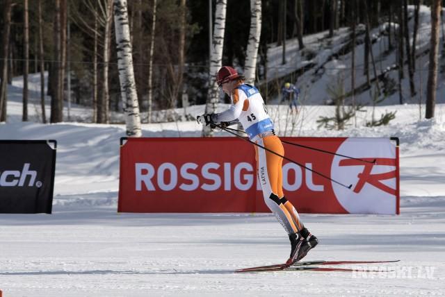 Interesantā cīņā Liepiņš izcīna uzvaru Latvijas čempionātā 20km klasiskā stilā