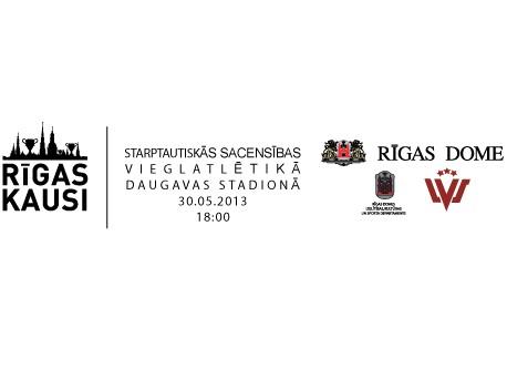 Rīgas kausi 2013 - rezultāti
