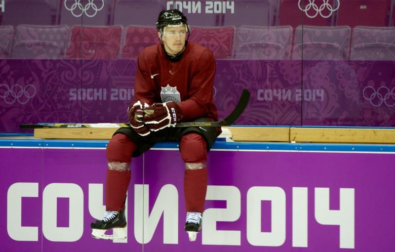 Hokeja izlase treniņmaču ar Austriju tomēr neaizvadīs