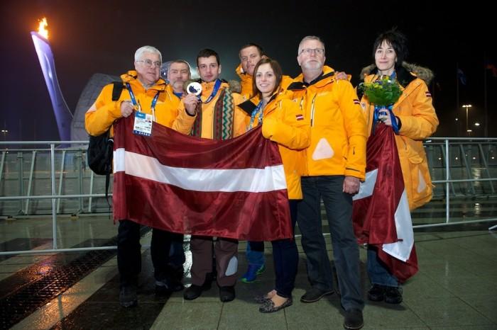 Latvija medaļu kopvērtējumā ierindojas 23. vietā, Lietuva un Igaunija paliek tukšā
