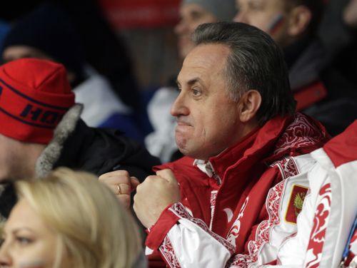 """Mutko: """"Biļaļetdinovs nav noskaņots turpināt darbu ar Krievijas izlasi"""""""