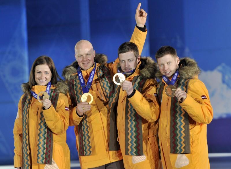 Olimpiskais medaļnieks Rubenis dodas prom no Latvijas