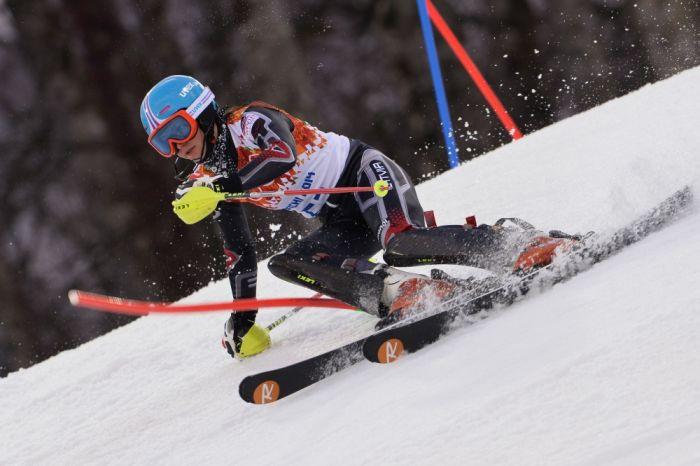 Lelde Gasūna atkal uzvar FIS slalomā Somijā