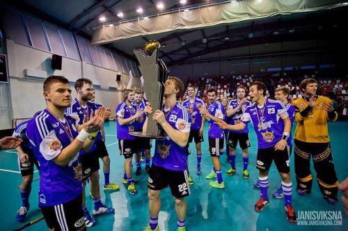 Liepiņš: Jāliek mērķis izcīnīt medaļu ar Valmieru