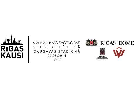 Rīgas kausi 2014 - rezultāti