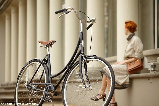 Padomi, kā ieturēt žilbinošu stilu tiem, kuri pārvietojas ar velosipēdu