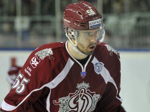 """Videls atgriežas Rīgas """"Dinamo"""""""