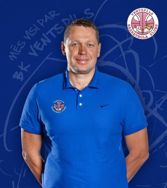 Gints Fogels: Treneris