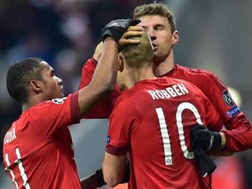 "F grupa: ""Bayern"" pirmā, ""Arsenal"" ar ""Olympiakos"" cīņa par 1/8 finālu"