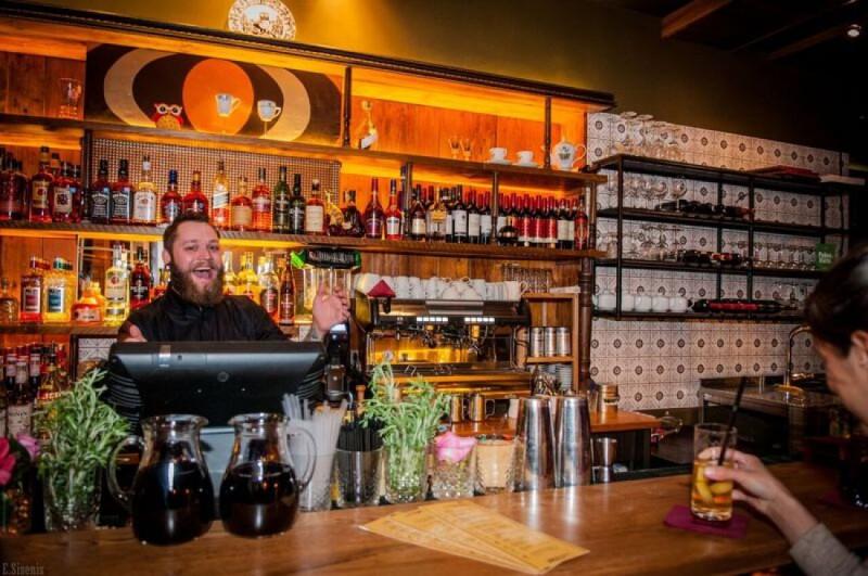 Arnis Bikšus atklāj jauna koncepta atpūtas vietu Rīgā