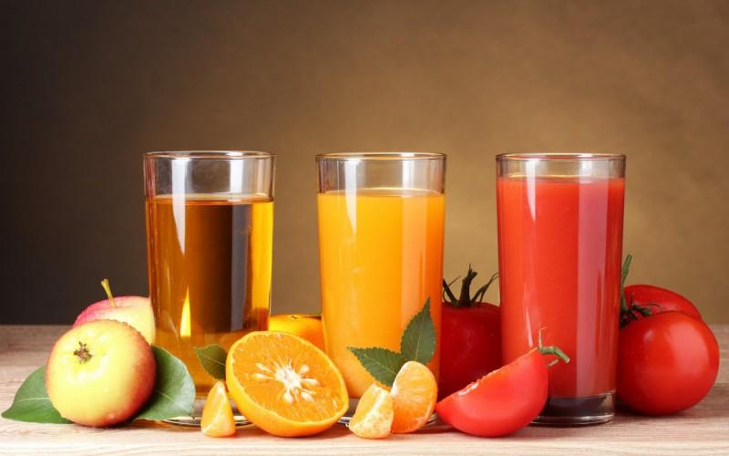 Ar sulu pēcpusdienu aicinās uzturā vairāk dzert sulas un ēst augļus un dārzeņus