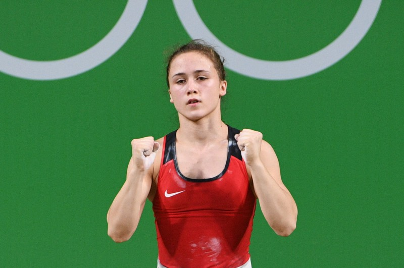 Rebeka Koha - divkārtējā U20 Eiropas čempione