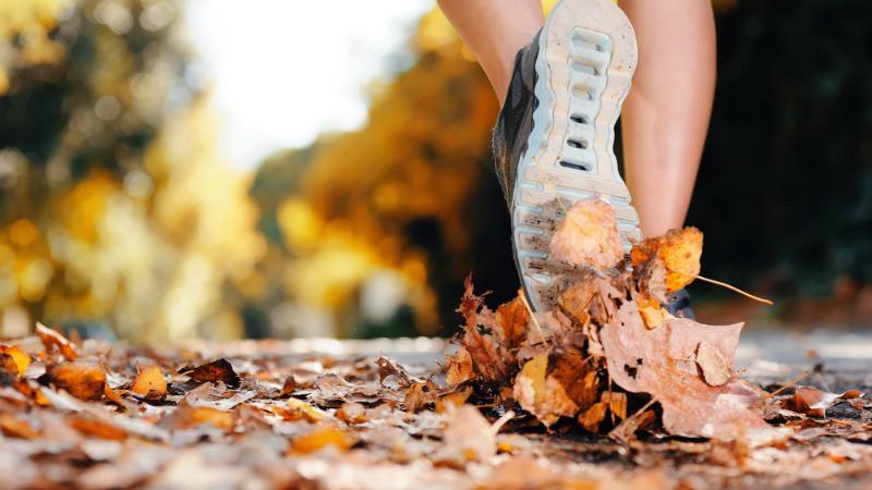 Sports svaigā gaisā arī rudenī
