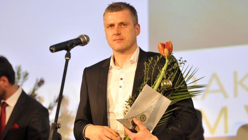 Latvijas labākā futbolista balvu ceturto reizi saņem Vaņins