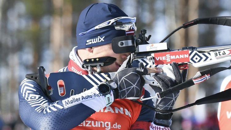 LOV ziemas A sastāvā iekļauj 22 sportistus