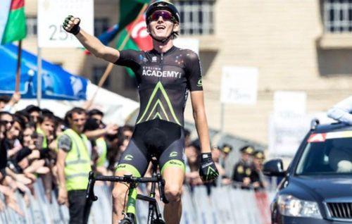 Neilands izcīna skaistu uzvaru Azerbaidžānas tūres pēdējā posmā