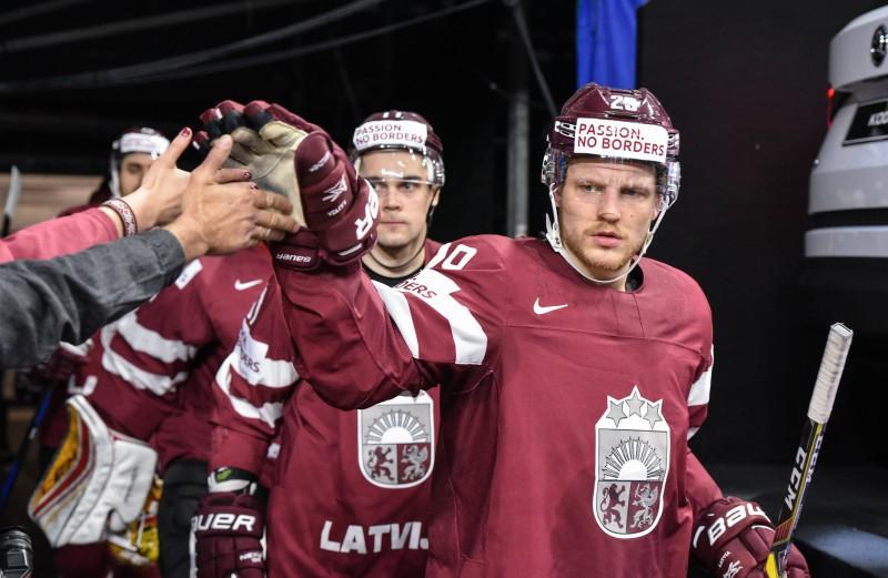 """IIHF """"Spēka rangā"""" Latvijai 9.vieta: """"Bijām pelnījuši labāku likteni"""""""