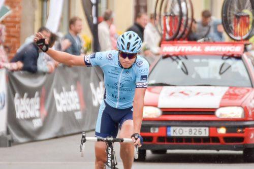 """Latvijas U23 čempions Kaņepējs pievienojas  Lielbritānijas vienībai """"Vitus Pro Cycling"""""""