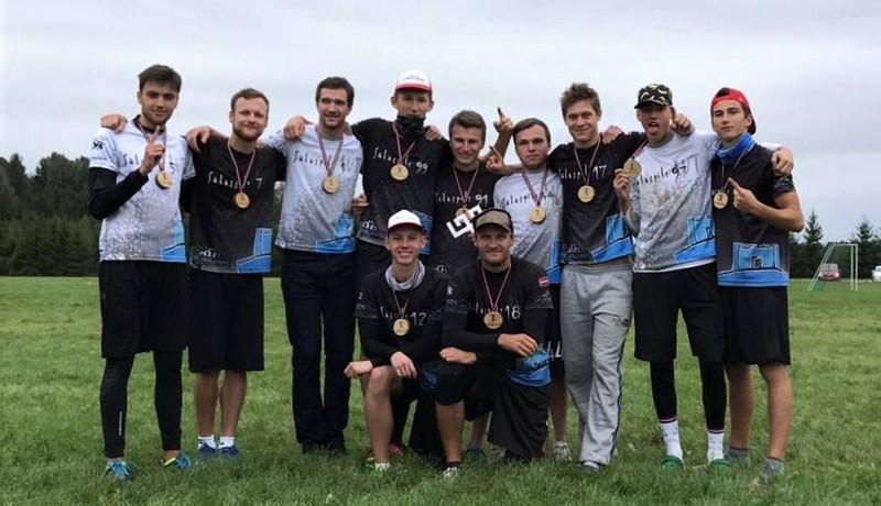 """""""Salaspils WT"""" uzvar āra sezonas pēdējā turnīrā"""
