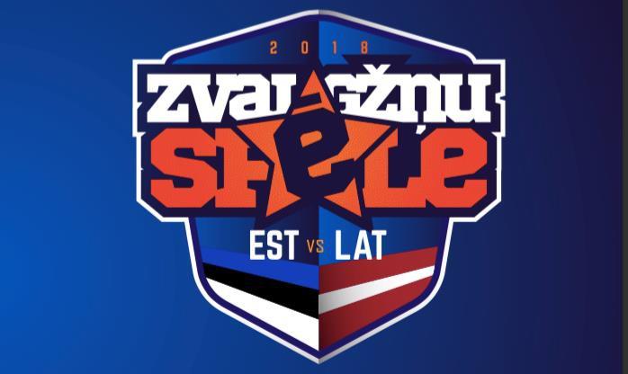 Latvija ir jaunā Lietuva: igauņi pierunā latviešus rīkot kopīgu Zvaigžņu spēli