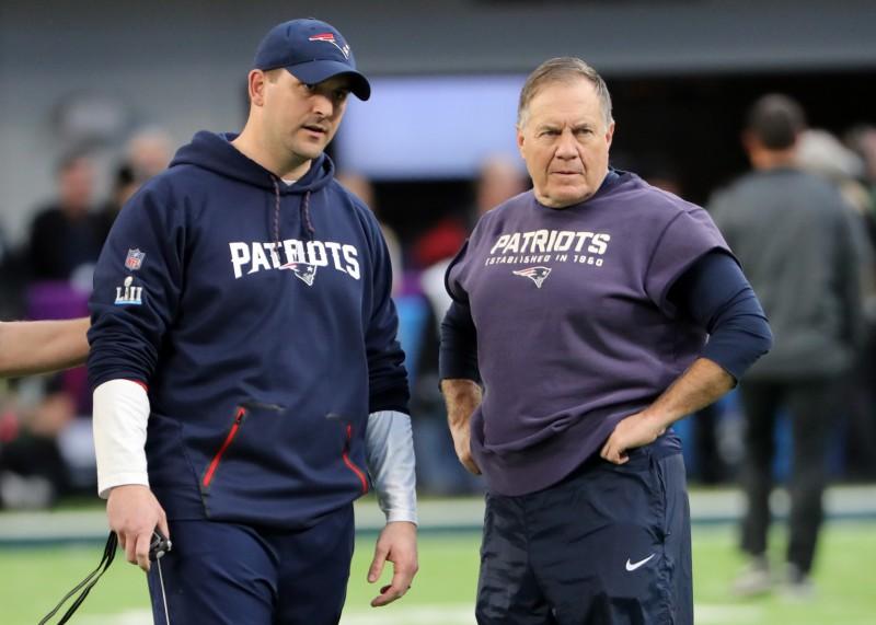 """Makdanielss uzmet """"Colts"""" un paliek """"Patriots"""" rindās"""