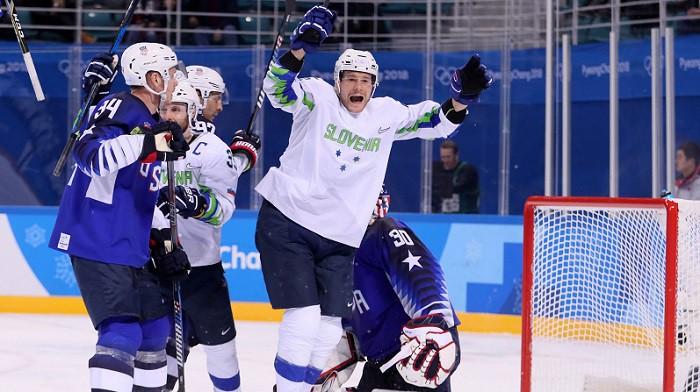 Slovēņi atspēlējas un pagarinājumā šokē ASV
