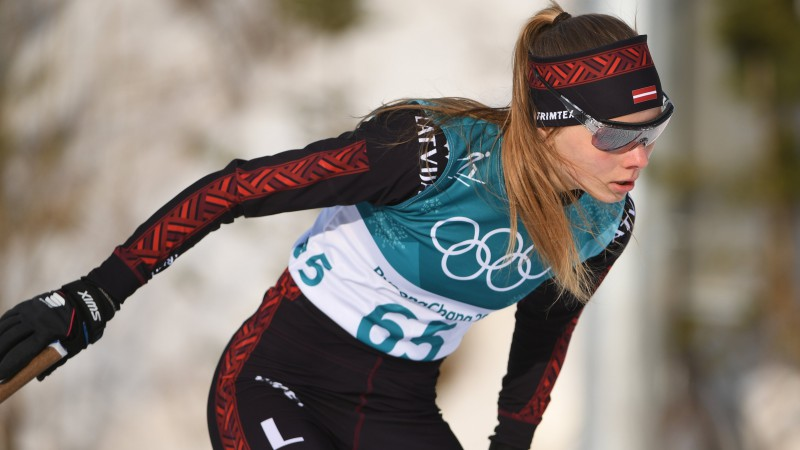 Eiduka izcīna augsto 36. vietu pasaules čempionātā sprinta distancē