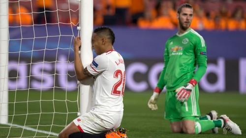 """Čempionu līgas astotdaļfināli: """"United"""" un """"Roma"""" uzņems """"Sevilla"""" un """"Shakhtar"""""""