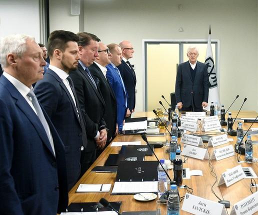 """Savickis: """"Jaunā punktu skaitīšana neietekmēs Rīgas """"Dinamo"""" vietu"""""""