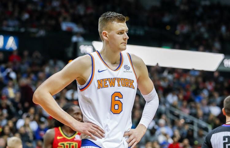 """""""Knicks"""" īpašnieks atbalsta pacietīgu komandas būvi ap Porziņģi"""