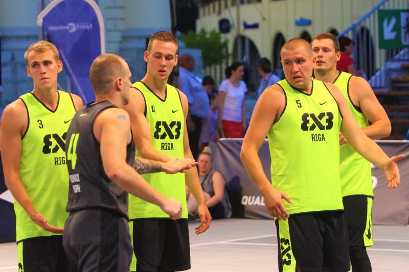 Šovasar Latvijā tiks izspēlētas trīs ceļazīmes uz FIBA 3x3 basketbola Pasaules tūri