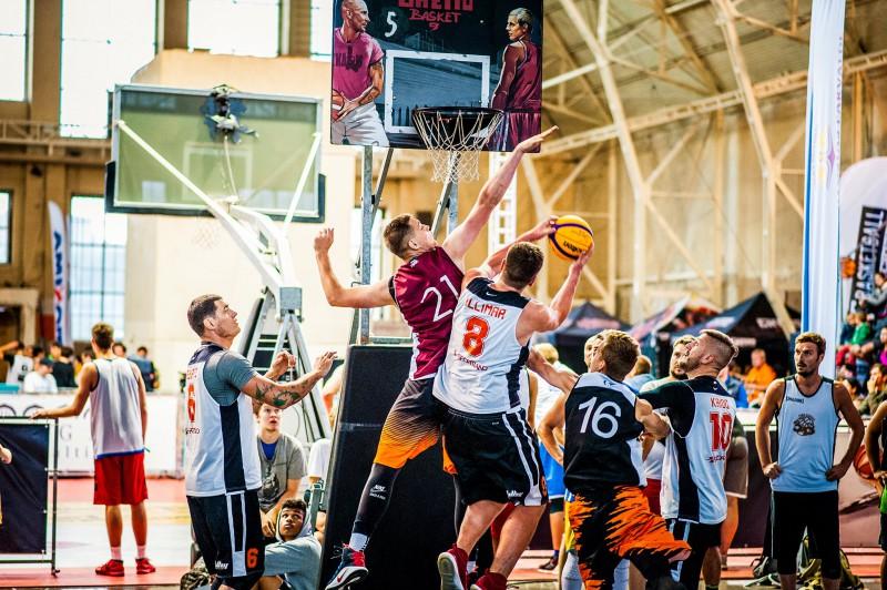 """2017. gada vērtīgākais 3x3 basketbola turnīrs Latvijā – 13. jūlija """"Ghetto Basket"""" Centrāltirgū"""