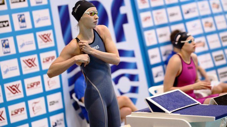 Ņikitina Eiropas čempionātā pārspēj Latvijas rekordu