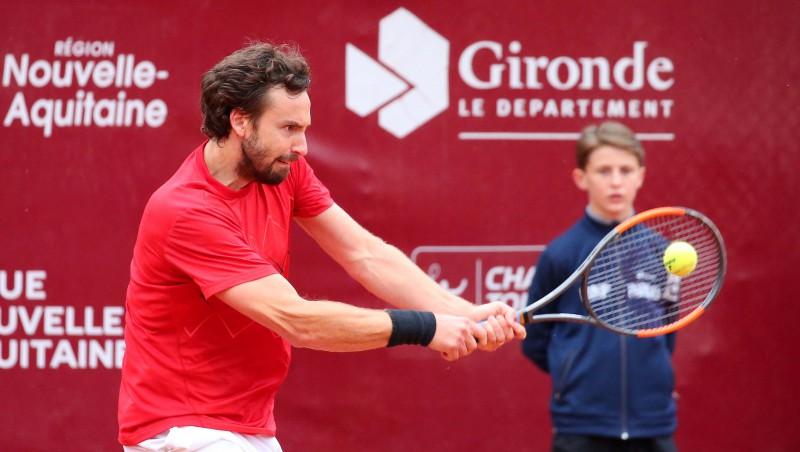 """Gulbis """"French Open"""" kvalifikāciju sāks pret 38 gadus veco Robēru"""