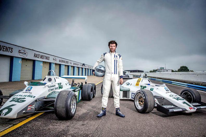 Lielbritānijas F1 posmā trasē dosies latviešu izcelsmes sportists