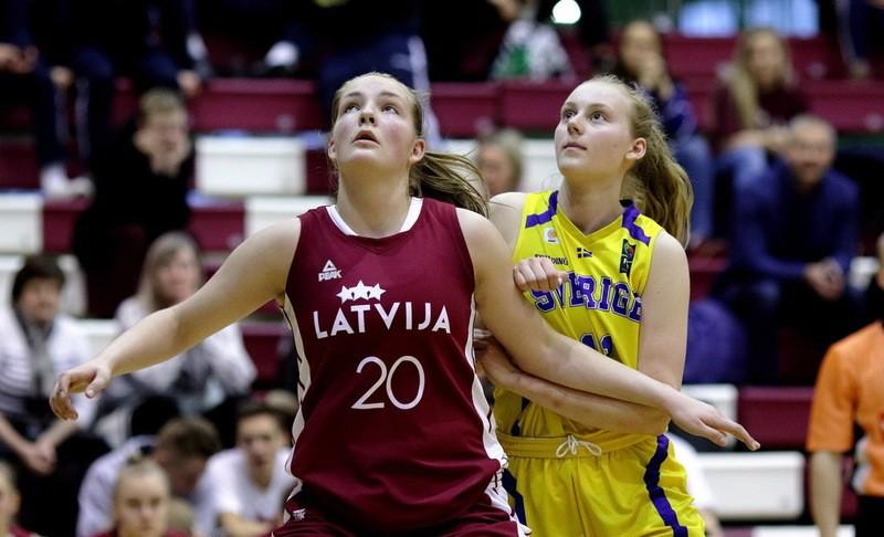 U17 izlase pret meiteni-dankotāju: Latvija zaudē spēcīgajai Somijas U18 vienībai