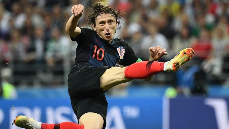 Četrgades lielākā spēle futbolā: Francija pret Horvātiju