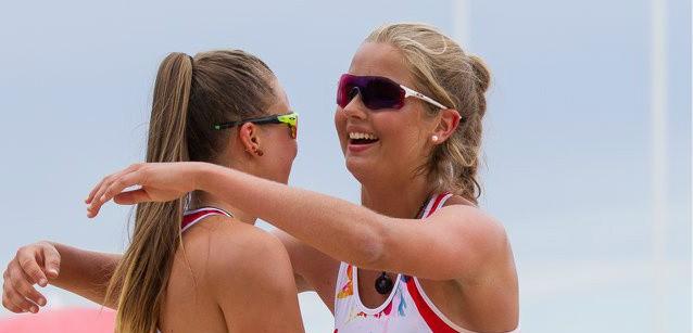 Grosberga/Briede izcīna piekto vietu U18 EČ, puiši devītie