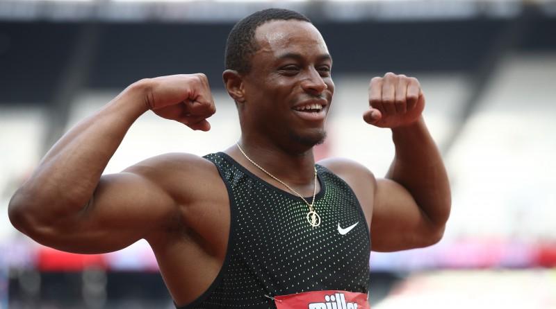Amerikānis Beikers labo sezonas labāko rezultātu 100 metru sprintā