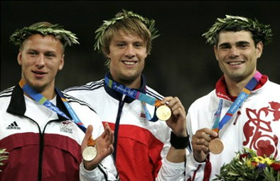 Olimpiskais vicečempions Vasiļevskis piedalīsies šķēpa mešanā Ogrē