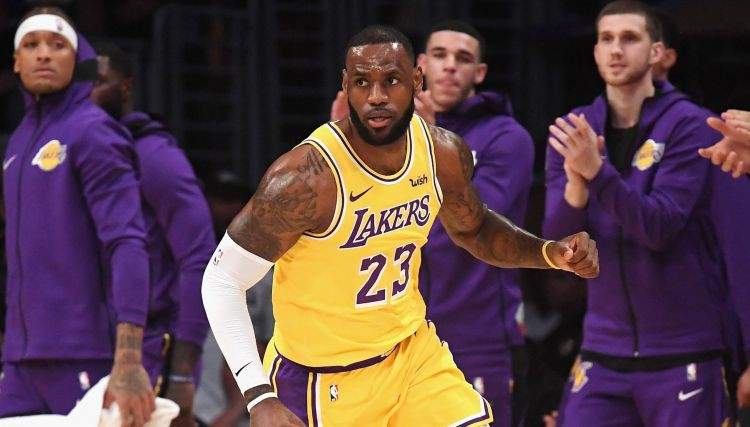 """Bertāns viesos pie Lebrona: """"Spurs"""" mēģinās izmantot """"Lakers"""" problēmas"""