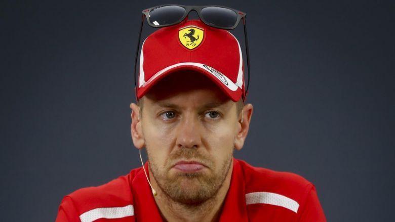 """Fetels: """"Alternatīvas nav, tāpēc startēju F1"""""""