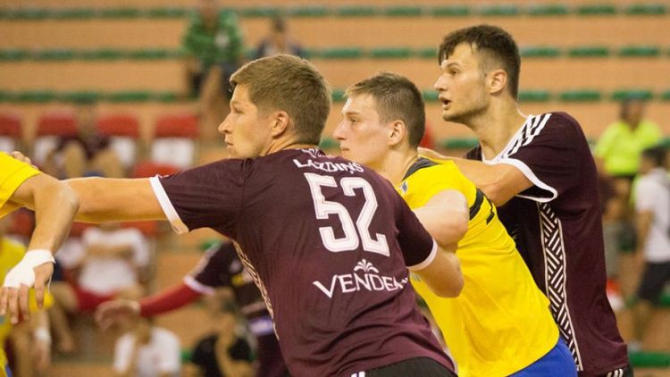 Handbola izlase cīņu par vietu Eiropas čempionātā šovakar sāks Mariborā
