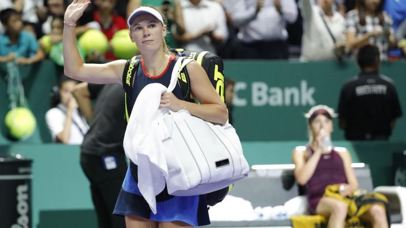 Titulētajai dāņu tenisistei Vozņacki šoruden diagnosticēts reimatoīdais artrīts
