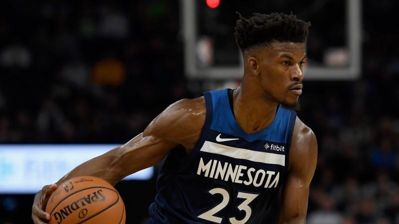 """""""Rockets"""" piedāvā četras drafta pirmās kārtas izvēles, lai no Minesotas iegūtu Batleru"""