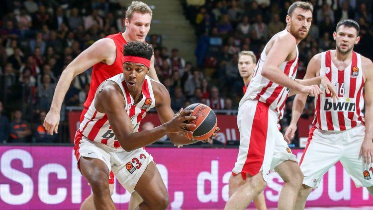 Timmas un Strēlnieka komandas biedrs Ledejs kļuvis par Eirolīgas kārtas MVP