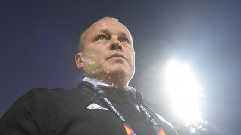 """Pātelainens: """"Latvijas izlase būs izsalkusi, ļoti organizēta komanda"""""""