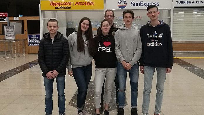 Latvijas šahistiem 33. vieta U16 Olimpiādē