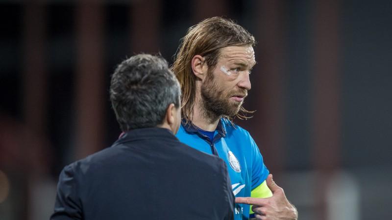 Slovēnis Stojanovičs nenoliedz kļūšanu par Latvijas izlases galveno treneri