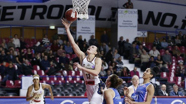 """Šteinberga un """"Reyer"""" saplosa """"Basket Landes"""", iekļūst Eiropas kausa """"Top 16"""""""